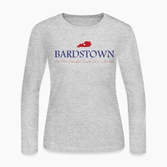Bardstown - Most Beautiful Small Town in America Long Sleeve Shirts