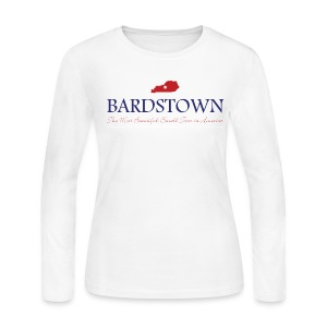 Most Beautiful Small Town in America  - Women's Long Sleeve Jersey T-Shirt