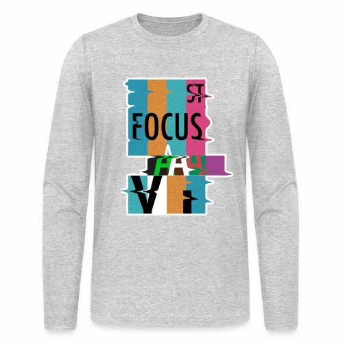 Stay focus Entrepreneurs - Men's Long Sleeve T-Shirt by Next Level