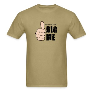Bardstown Girls Dig Me - Khaki - Men's T-Shirt