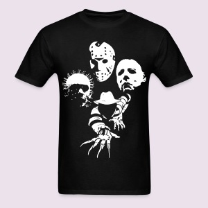 Masters of Horror - Men's T-Shirt