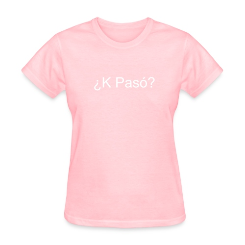 k paso - Women's T-Shirt
