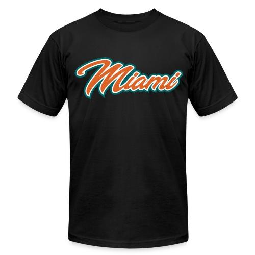 Far Out - Men's Fine Jersey T-Shirt