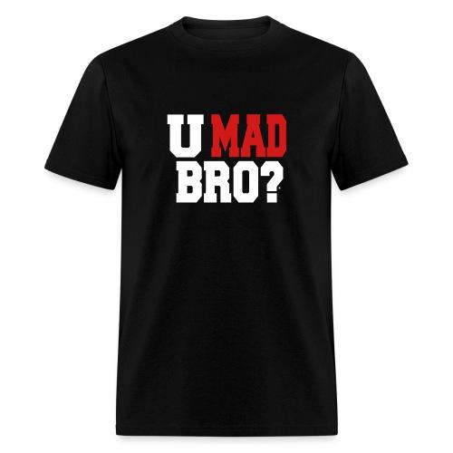 Men's T-Shirt - youtube,raw,rap battle,hoopla,deshawn,MrDeshawnRaw,I'm not a rapper,Deshawnraw