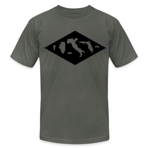 KEEP TRUCKIN' - Men's Fine Jersey T-Shirt