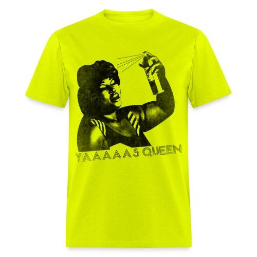 YAAAAAS QUEEN T-Shirt - Men's T-Shirt