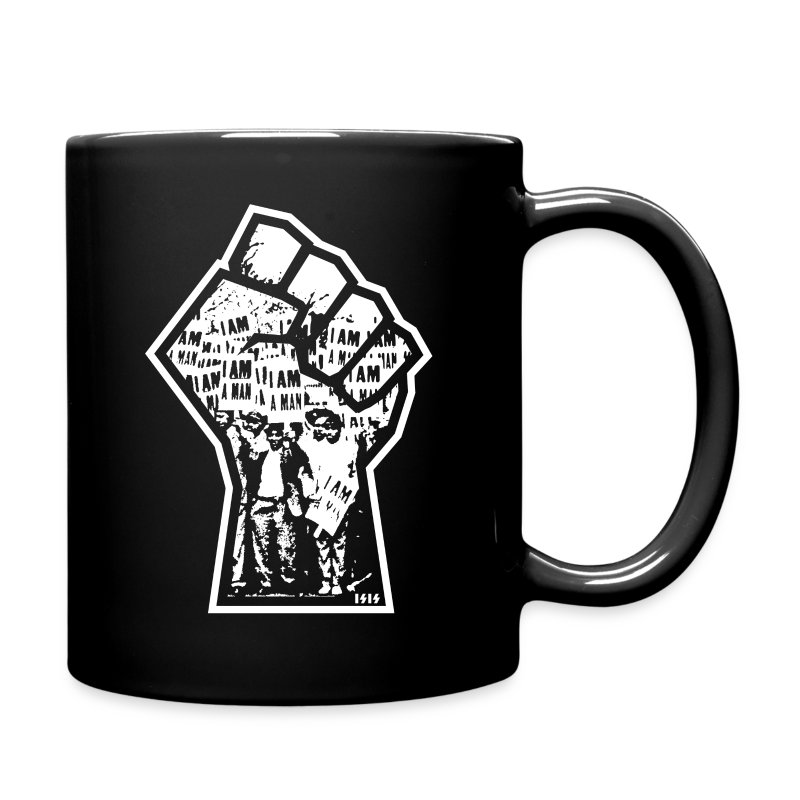 Power to the people - Civil Rights - Full Color Mug