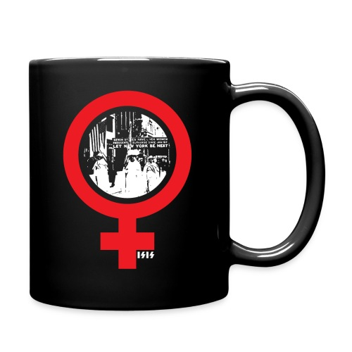 Power to the people - Women - Full Color Mug