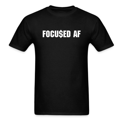Focused 1 Shirt Mens - Men's T-Shirt