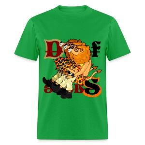 3-leos - Men's T-Shirt
