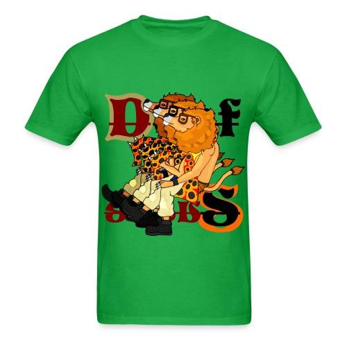 3-leos - Men's T-Shirt