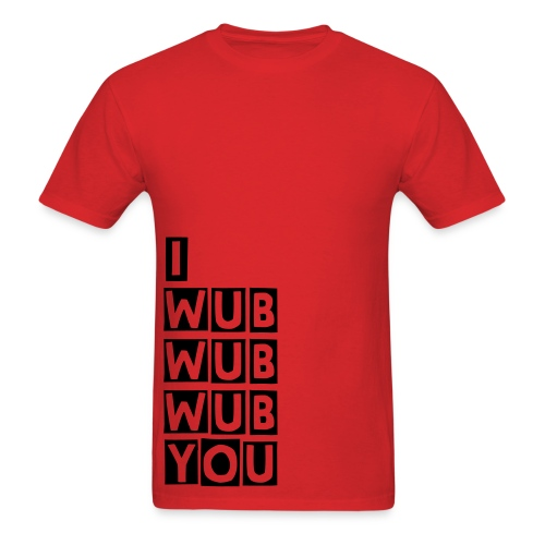 wubstep - Men's T-Shirt