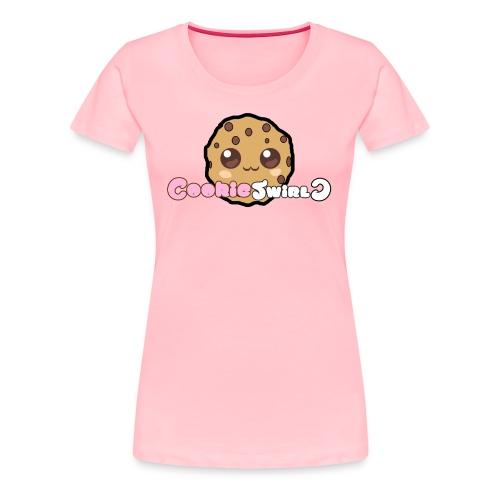 CookieSwirlC Woman's Shirt Premium Shirt - Women's Premium T-Shirt