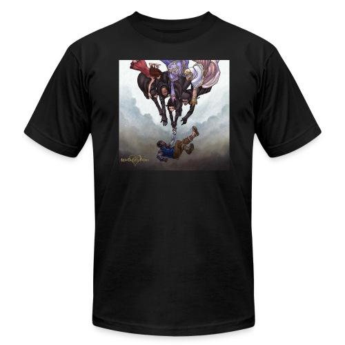 358/2 DAYS FC Black (Male) - Men's Fine Jersey T-Shirt