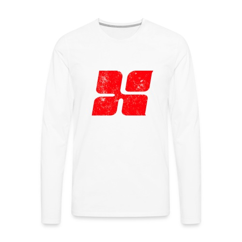 Nosebleed Section Fan's T-Shirt - Men's Premium Long Sleeve T-Shirt