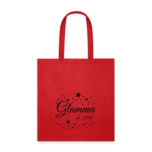 Glamma Established 2018 Tote Bag - Tote Bag