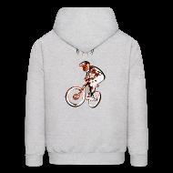 Hoodies ~ Men's Hoodie ~ MTB Hoodie - Downhill Rider II