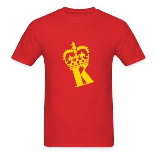Kings Key T - Men's T-Shirt