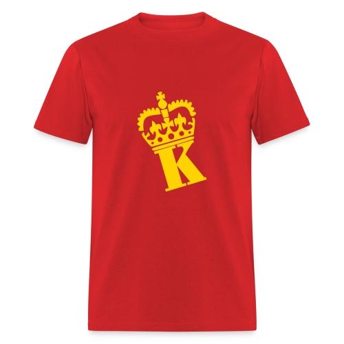 Kings Key T - Men's T-Shirt