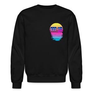 See Ya, Bye (Crew Sleeve) - SL - Crewneck Sweatshirt