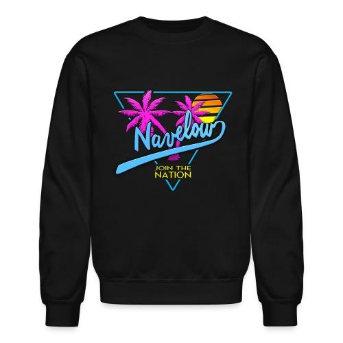 Join The Nation (Crew Sleeve) - Crewneck Sweatshirt