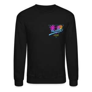 Join The Nation (Crew Sleeve) - SL - Crewneck Sweatshirt