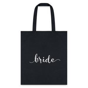 Bride Tote Bag - Tote Bag