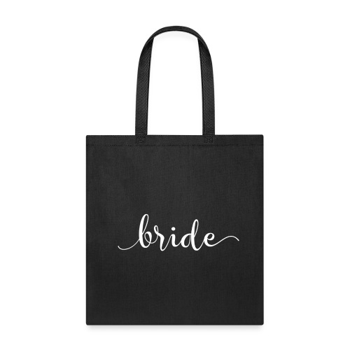 Bride Tote Bag - Tote Bag
