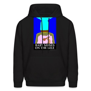 Baby Moses on the Nile - Men's Hoodie