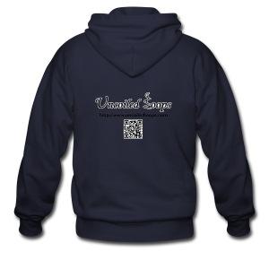 Uncoiled Loops Sweatshirt - Men's Zip Hoodie