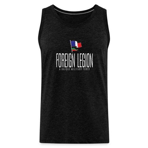 Foreign Legion - Unique Force - Premium Tank Top - Men's Premium Tank