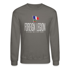 Foreign Legion - Unique Force - Sweatshirt - Crewneck Sweatshirt