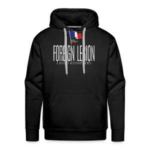 Foreign Legion - Unique Force - Premium Hoodie - Men's Premium Hoodie