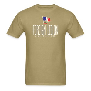 Foreign Legion - Unique Force - T-Shirt - Men's T-Shirt