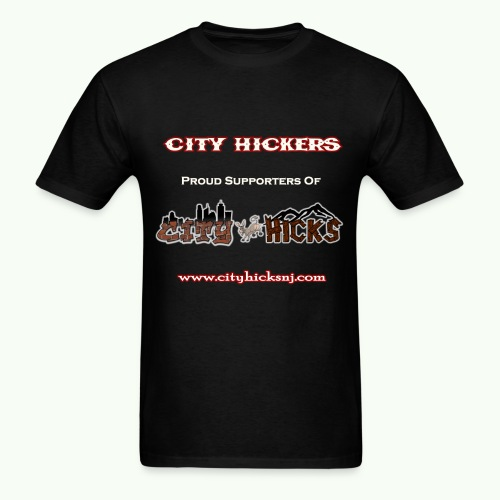 City Hickers TShirt - Men's T-Shirt