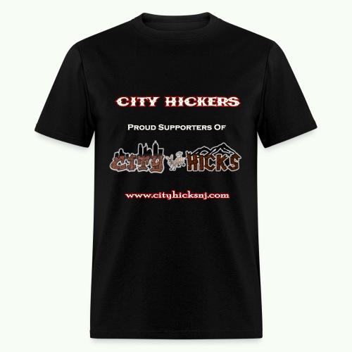 City Hickers TShirt - Men's T-Shirt