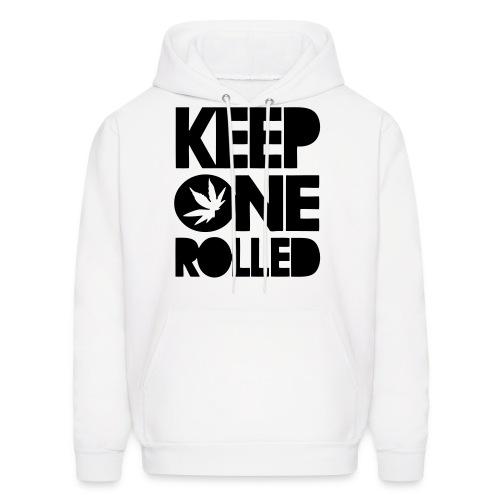Keep ONE ROLLED - Men's Hoodie