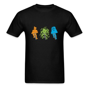 Alien Bike Team - Men's T-Shirt