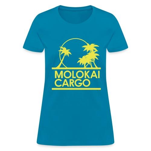 Molokai Cargo - Women's T-Shirt