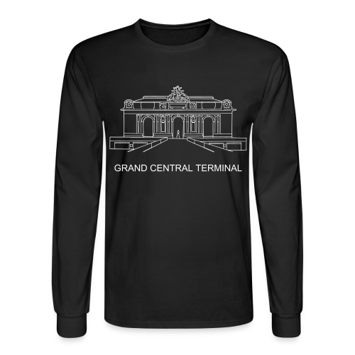 Grand Central Station New York - Men's Long Sleeve T-Shirt