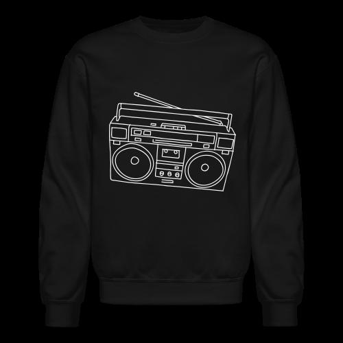 Boombox - Crewneck Sweatshirt