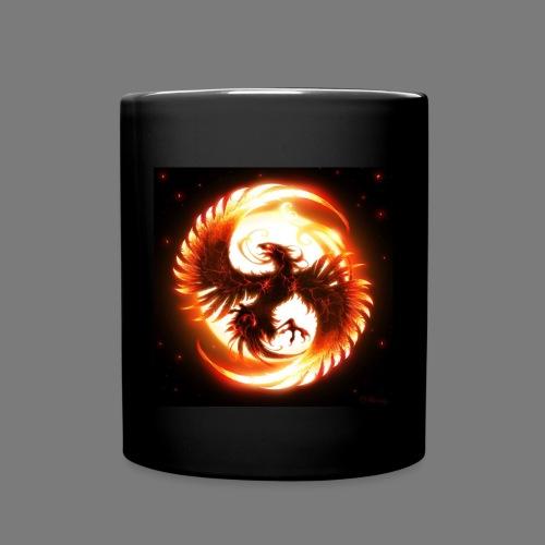 Stunning Phoenix Mug - Full Color Mug