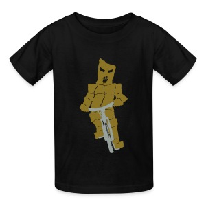 Alien Rock Bike - Kids' T-Shirt