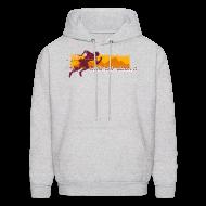 Hoodies ~ Men's Hoodie ~ Run the world hoodie
