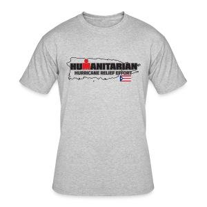 Men's Maria Relief Effort T-Shirt - Men's 50/50 T-Shirt