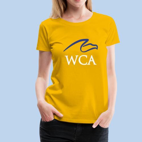 Women's Premium Tee- Gold - Women's Premium T-Shirt
