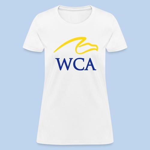 Women's Standard Tee- White - Women's T-Shirt
