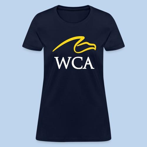 Women's Standard Tee- Navy - Women's T-Shirt
