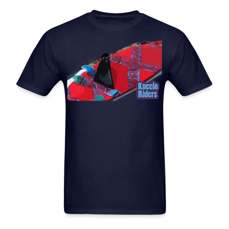 KR - Fins On Top - Men's T-Shirt