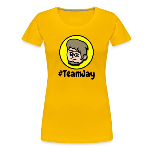 Team Jay (Women's) - Women's Premium T-Shirt